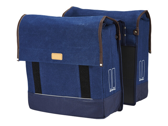 Basil Urban Fold - Bolsa bicicleta - azul